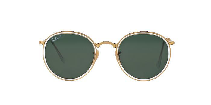 ray ban oval shaped sunglasses